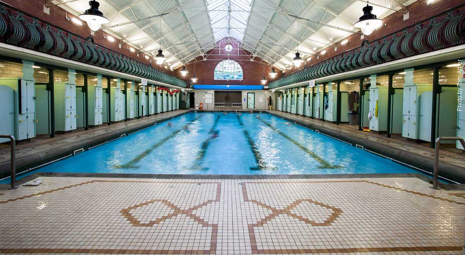 Pool Timetable – w/c 21 September 2020