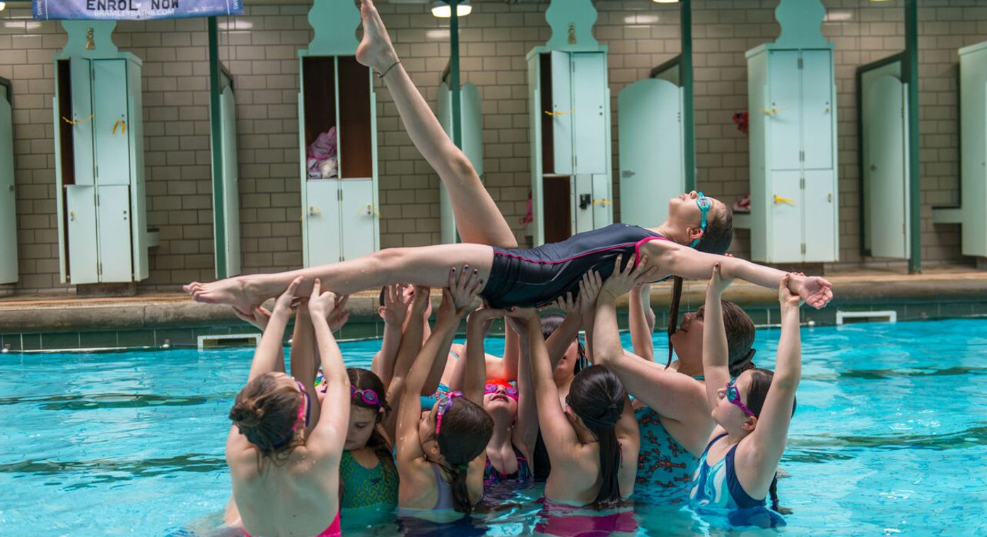 Photo of Junior Mermaids Course at Bramley Baths