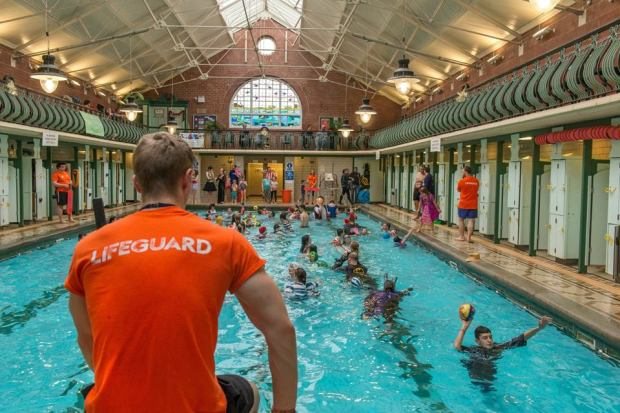 Become a lifeguard with training at Bramley Baths