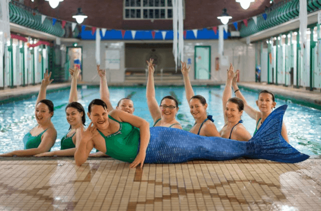 "Bramley Mermaids: ""It's collaborative, creative and fun!"""