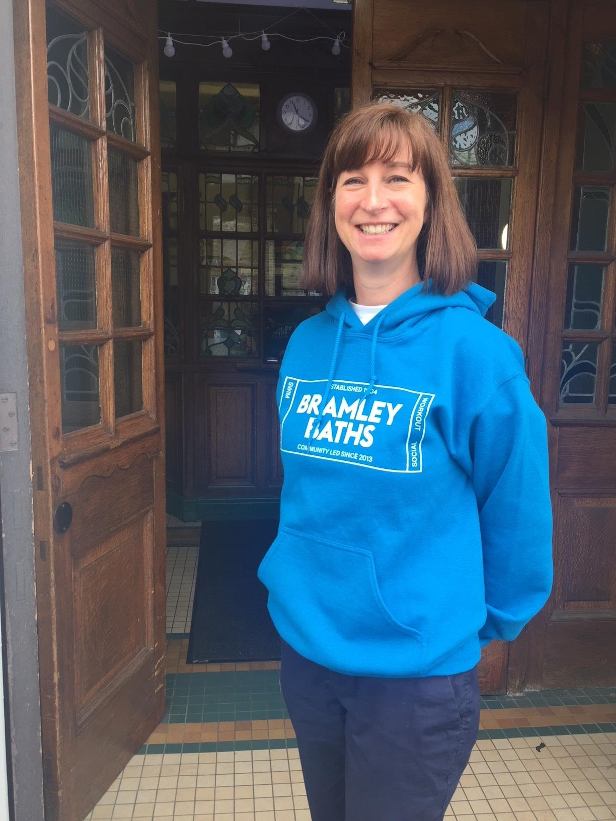 New chief executive joins Bramley Baths