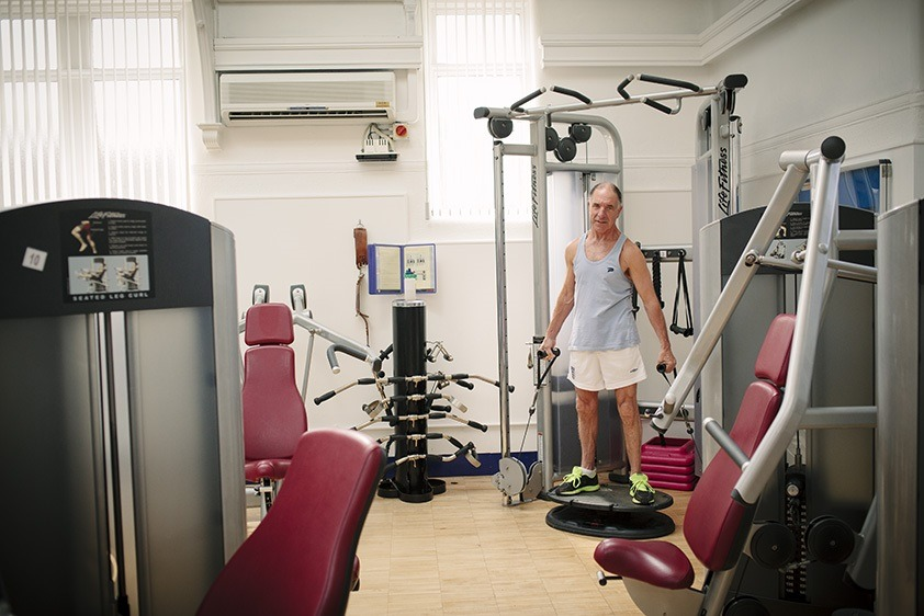 Gym to close from Friday for vital building work