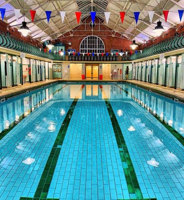 'Problems seem to wash away as you swim': How Bramley Baths helped my mental health in dark times