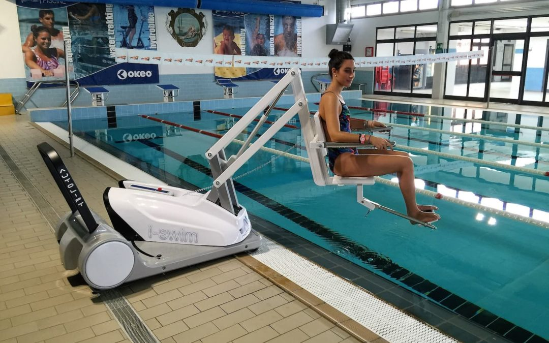HELP US BUY A NEW DISABLED POOL HOIST