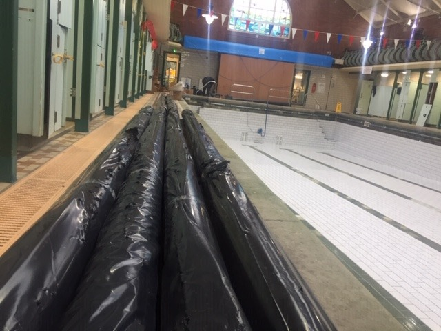 Pool re-opening delayed – UPDATED