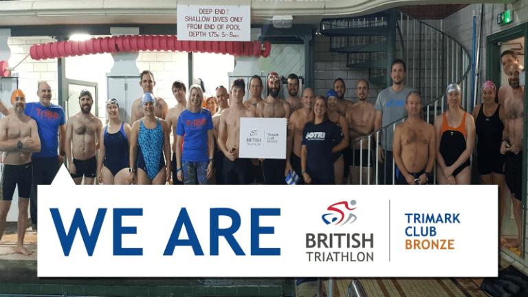Tri Bramley Baths are latest club to achieve TriMark Bronze