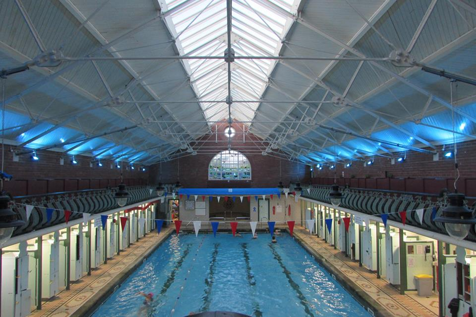 New Bramley Baths autumn timetable out now!