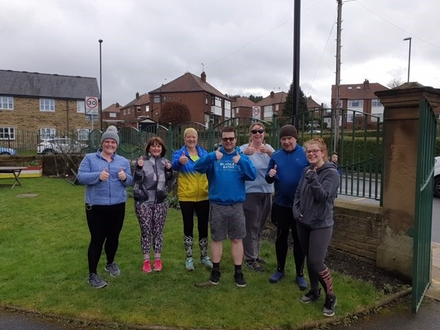 Run Bramley Baths blog: week 2 – tougher, but rewarding