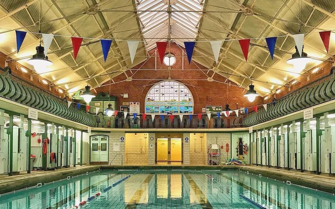 Bramley Baths receives lifeline grant from Government's £1.57bn Culture Recovery Fund
